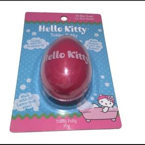 Hello Kitty Tubby Putty Soap